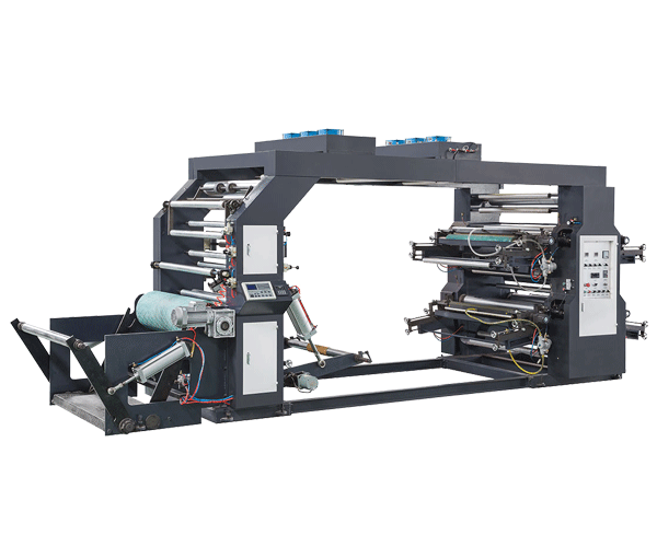 LT Multi-colors Flexo printing machine