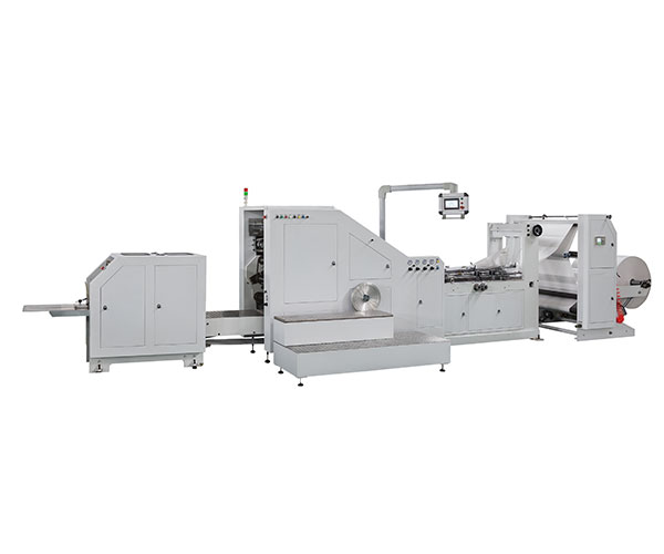 LSB-320 Automatically Square Bottom Kraft Paper Bag Making Machine