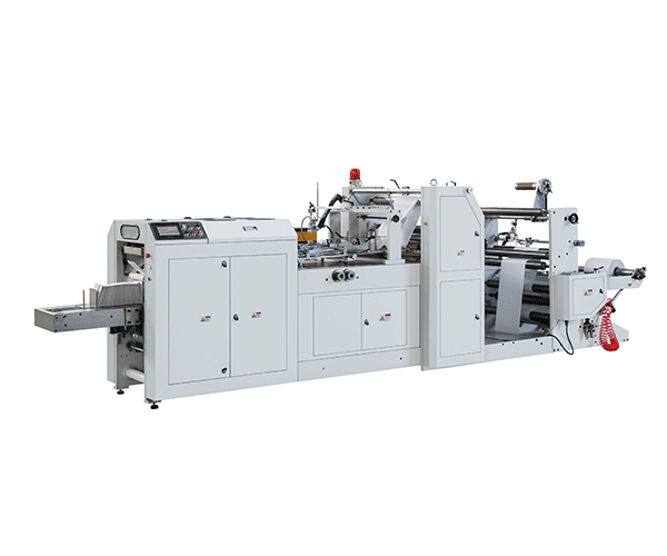 LSD-400B Automatic High Speed Window Film Bread Paper Bag Machine